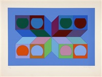sonora by victor vasarely