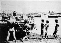 enfants nus à naples by roberto rive