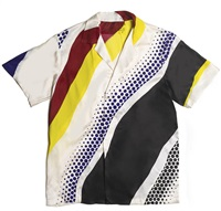 untitled shirt by roy lichtenstein