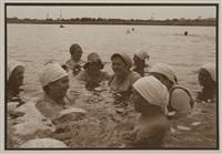 drei fotos aus salt lake (2000) by boris mikhailov