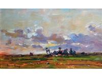 landscape by adriaan hendrik boshoff