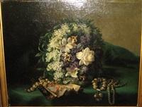 het bruidsboeket by léontine rémuz