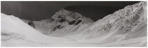 himalayas everest 884443 m nov 20 2005 by shi guorui