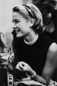 grace kelly, cannes by edward quinn