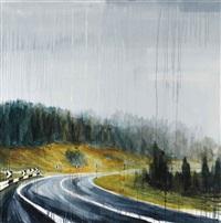 strada di montagna by alex cecchetti