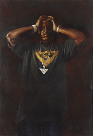 dj whoo kid by alexander melamid