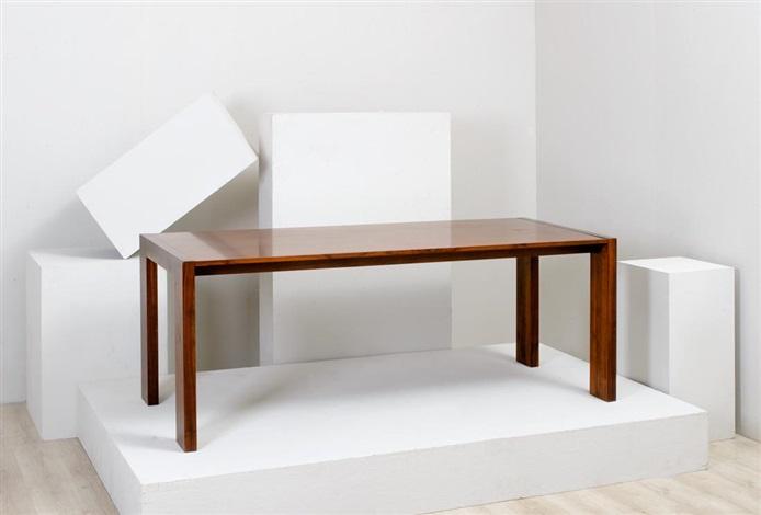 Tavolo da soggiorno by Marco Zanuso on artnet