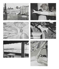 untitled (suite of 15) by henry wessel