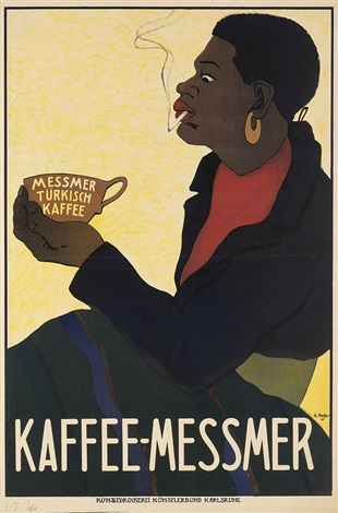 kaffee messmer by karl hofer