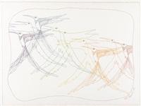 urwald drei/zwei (der flug des vogels) by curt stenvert
