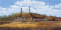 the old smelter, chillagoe by paul evans