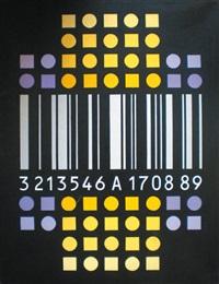 code-barre et formes by jean-paul albinet