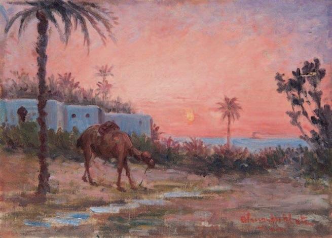 l'oasis en tunisie by alessandro abate