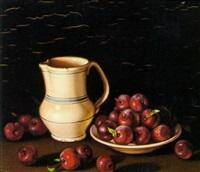 bodegón de ciruelas by rosalía campo menéndez
