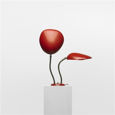 double cobra table lamp by greta magnusson grossman