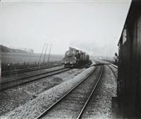 le train rapide 423 paris-strasbourg by henri vial