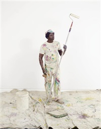 housepainter ii by duane hanson