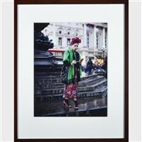Frida Kahlo, Piccadilly Circus, 2014