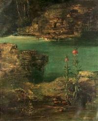 waldquell by rudolf-werner ackermann