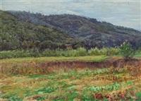 landscape by vassilij filippovich levi
