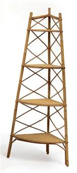 etagère d'angle by audoux-minet