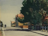 the strand, port elliot by frank jeffrey edson smart