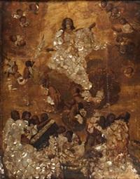 asunción de la virgen by colonial school (18)