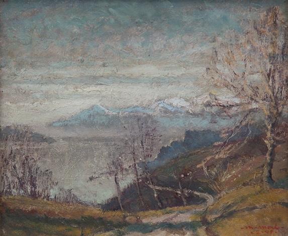 febbraio sul lago oggebbio studio by metello merlo