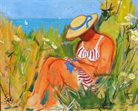 le chapeau de paille by maurice leonard
