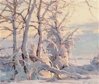 snow by clyde aspevig