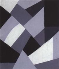 schwarz-weiß-grau komposition by kurt weber