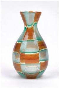pezzato vase by ercole barovier