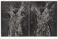 swaying in the florida night by jim dine