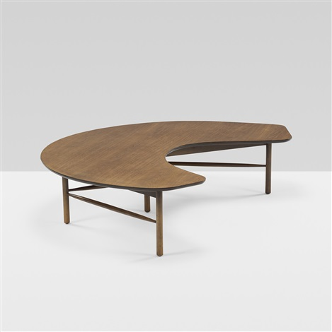 Peachy Rare Coffee Table By Greta Magnusson Grossman On Artnet Gmtry Best Dining Table And Chair Ideas Images Gmtryco