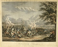 bataille de verona 1799 by johann lorenz rugendas the younger