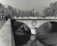 paris, september by andré kertész
