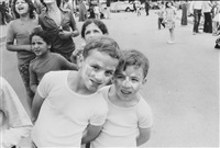 paris, and nyc (2 works) by louis faurer