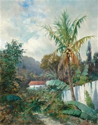 sunny day, florida by william henry hilliard