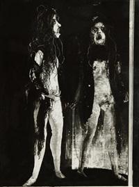 poupées de marta kuhn-weber (11 works) by anton weber