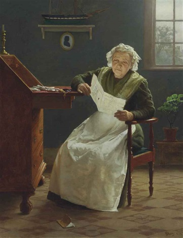 the letter by seymour joseph guy
