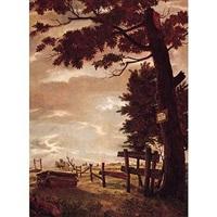 untitled (landscape) by douglas warner gorsline
