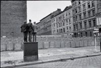 l'est vu de l'ouest, berlin, rfa by henri cartier-bresson