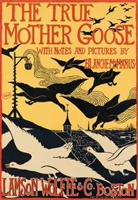 the true mother goose by blanche mcmanus
