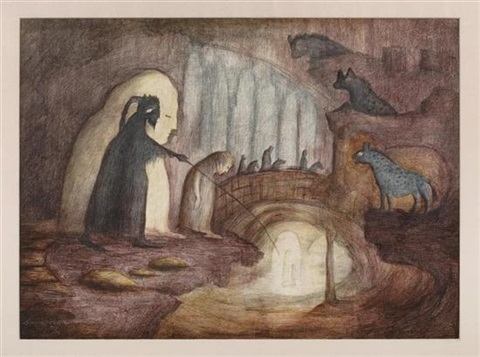 drue by leonora carrington