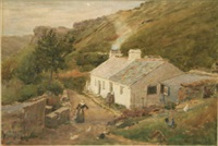 hillside cottage by joseph poole addey