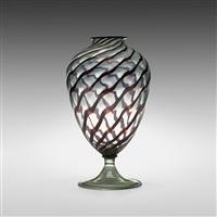 soffiato vase by artisti barovier