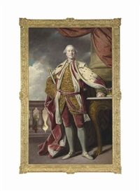 portrait of james hay (1726-1778), 15th earl of erroll by joshua reynolds