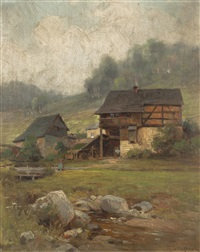 katen in pirkenhammer by karel liebscher