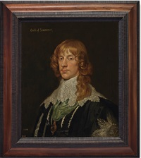 bildnis des james stuart, duke of lenox and richmond by sir anthony van dyck