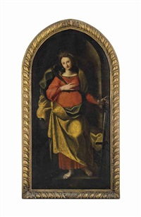 saint catherine of alexandria by bernardino luini